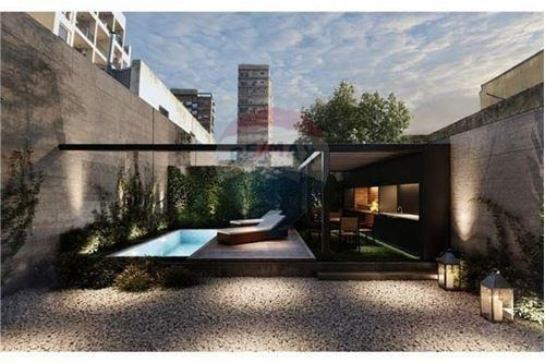4 ambientes, 90m2 de terraza  villa del parque