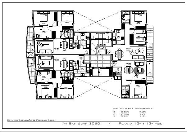 4 ambientes | av. san juan al 3000