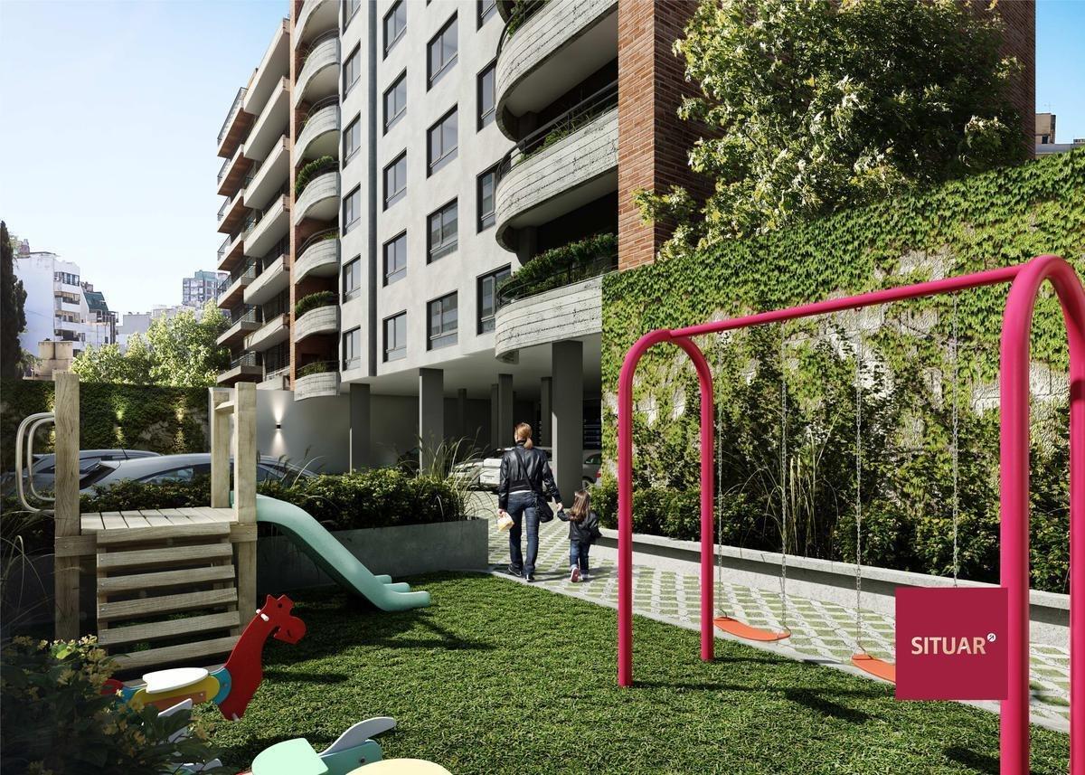 4 ambientes con amenities caballito