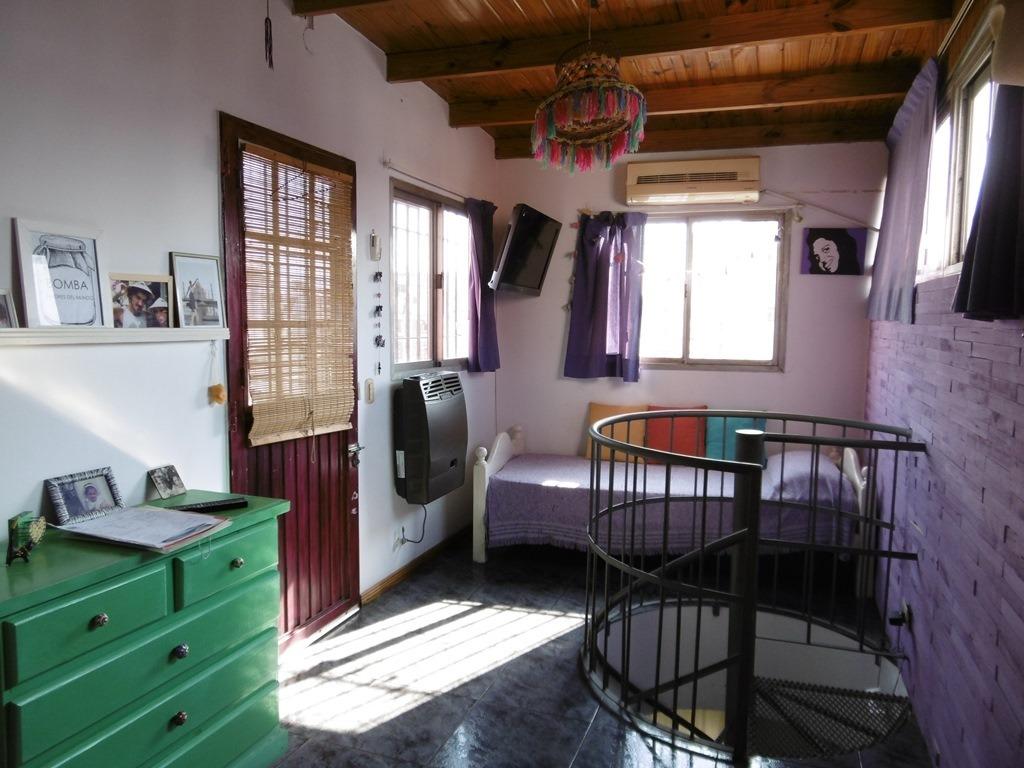 4 ambientes con balcòn y terraza en venta, en san nicolas!
