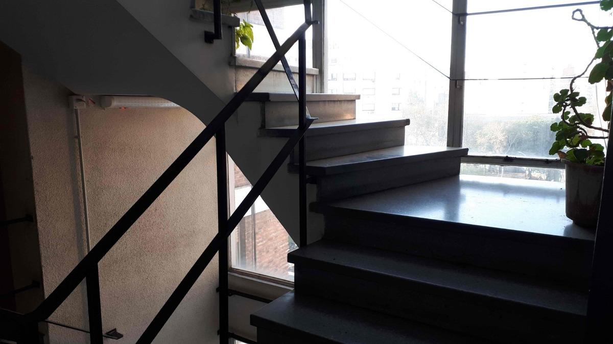 4 ambientes - con balcon - muy luminoso - zona cid campeador