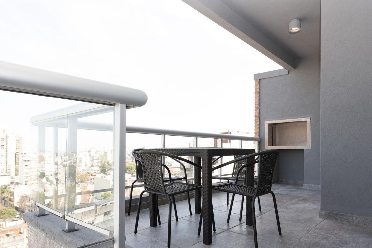 4 ambientes con balcon y amenities a estrenar en parque patricios