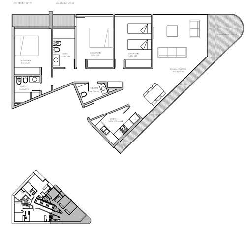 4 ambientes con vista al mar - venta de pozo