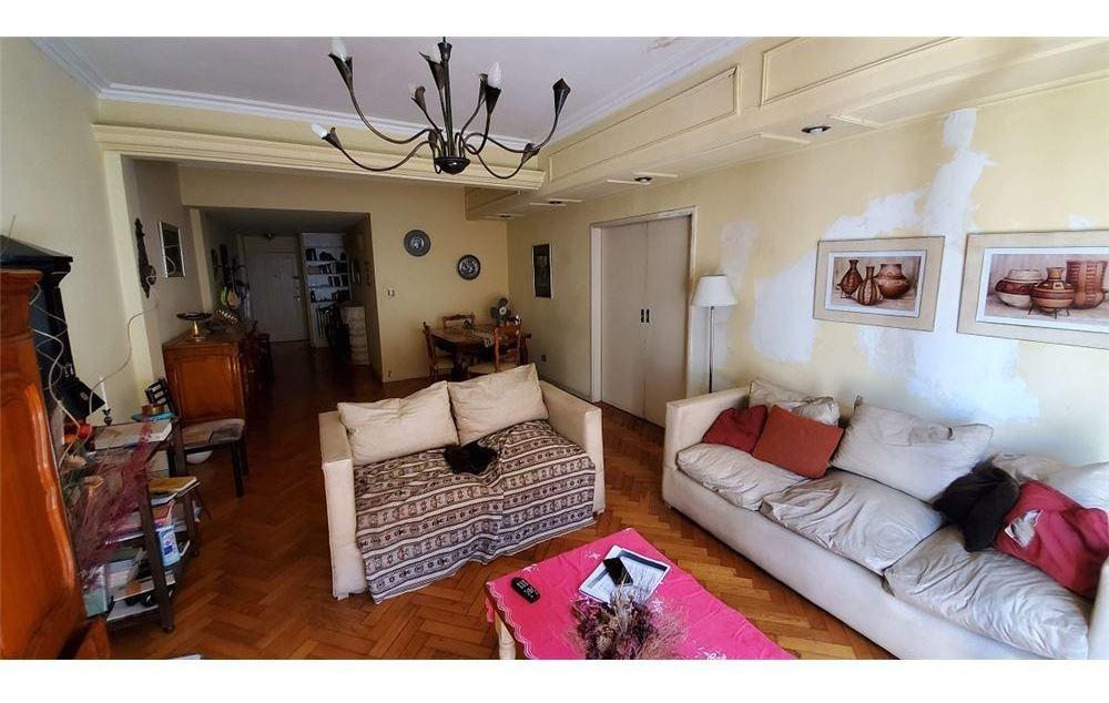 4 ambientes palermo con dependencia.y balcon