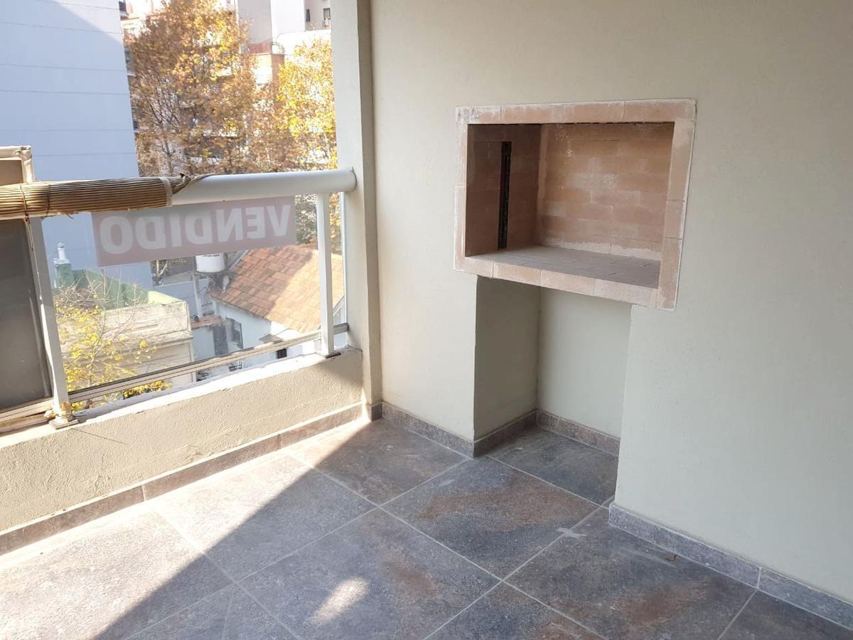 4 ambientes premium pavillon con parrilla individual en caballito
