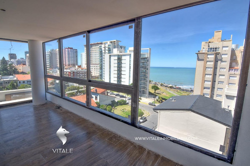 4 ambientes vista al mar construccion playa grande