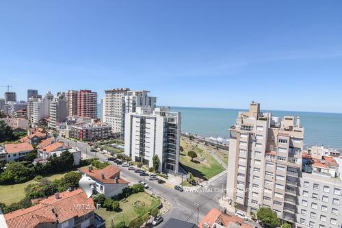 4 ambientes vista al mar construccion playa grande