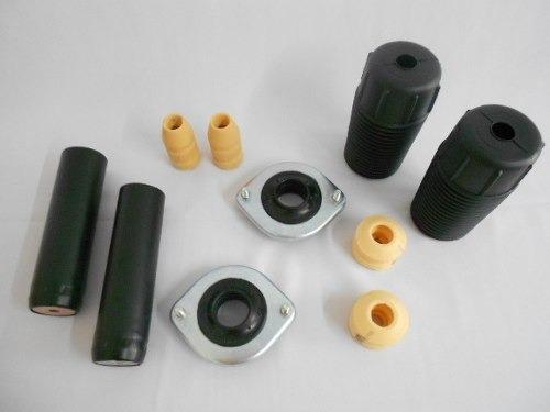 4 amortecedor celta pressurizado á gás + kit suspensão celta