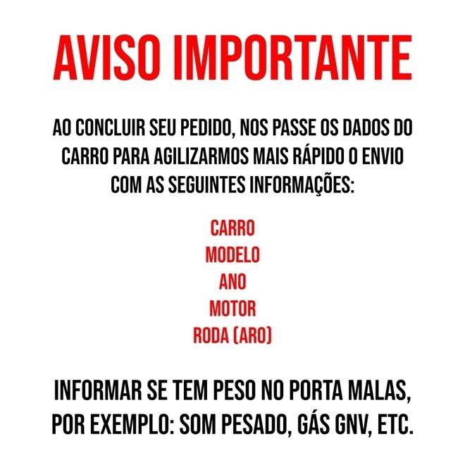 d36f6c1db8041 4 Amortecedores Rebaixado Ford Fiesta Macaulay - R  429,00 em Mercado Livre