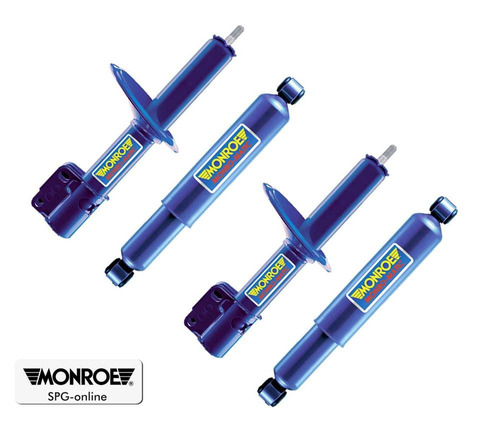 4 amortiguadores suburban 2003 03 monroe matic 7788