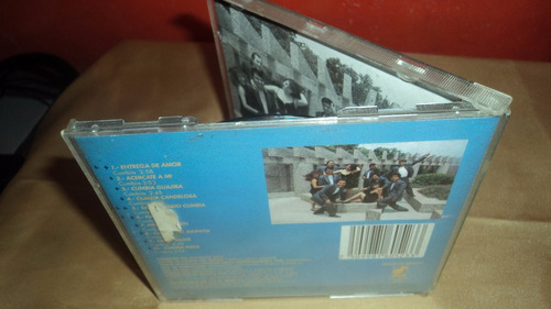 4 angeles azules entrega de amor cd cumbias