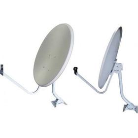 4 Antenas Ku + 4 Lnb Duplos + Conector