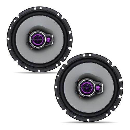 4 auto falantes pioneer 6 pol 200watts fiat palio