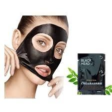 4 black head pilaten máscara removedora de cravos