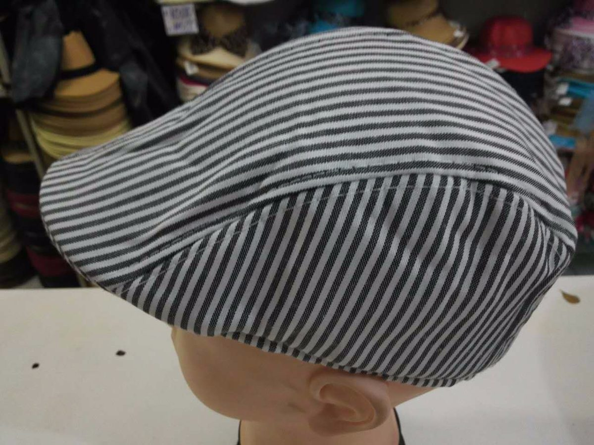 9c35626f4fa8c 4 boina infantil masculina moda italiana tecido listrado. Carregando zoom.