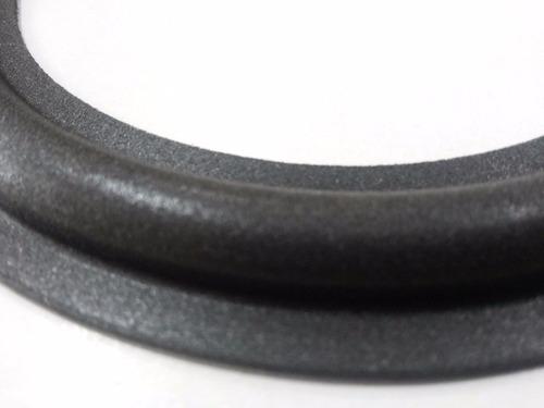 4 bordas espuma 6´´ + 4 protetores 60 mm + cola