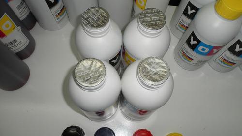 4 botes 125ml tinta durabrite compatible epson