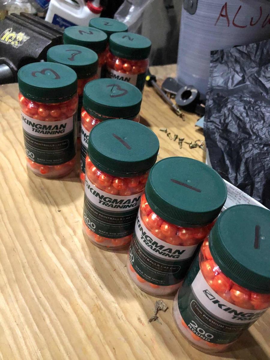 20 balas de acero bola balas almacén balas 11mm//11 mm
