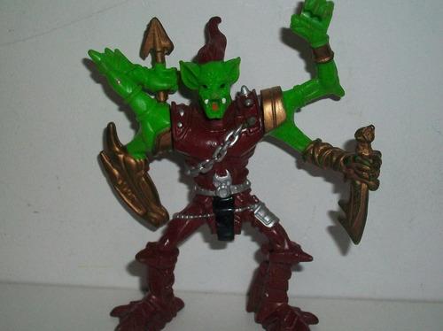 4 brazos figura accion muñeco muñequito coleccion chap mei