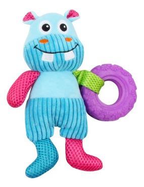 4 brinquedos de pelúcia coleção natação pawise
