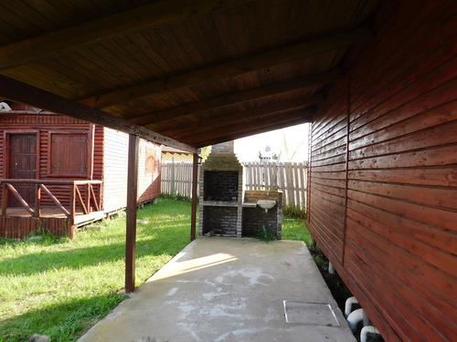 4 cabañas en venta en chascomus