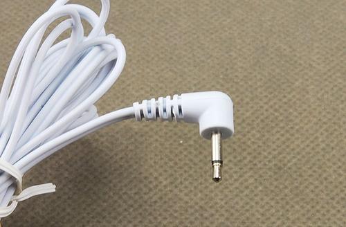 4 cables tens, ems, para 4 almohadillas envío gratis¡¡¡
