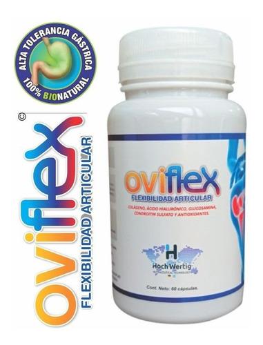 4 calcio biológico vit d3 y k + 2 oviflex   6 frascos