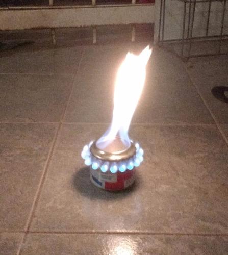 4 calentadores - hornalla - anafe de alcohol