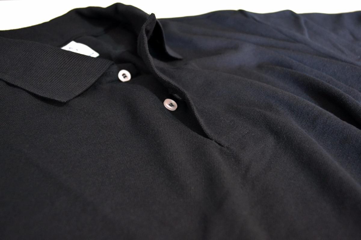 8f744534f4 4 camisas polo bordadas + logo personalizado - uniforme. Carregando zoom.
