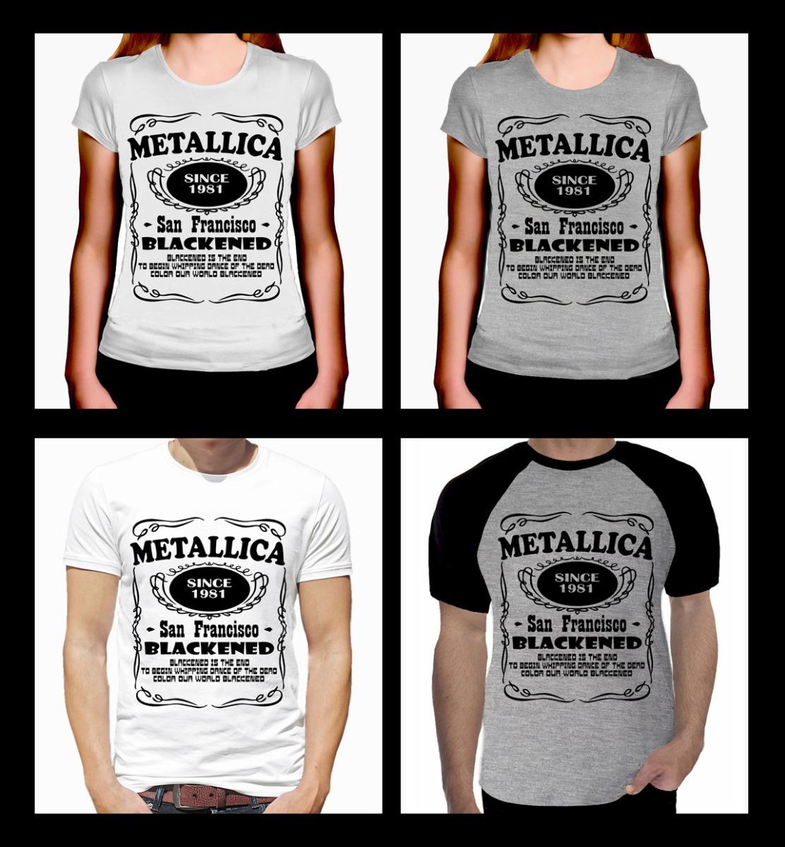 7a39d105d0 4 camisetas blusas camisas bandas de rock + frete grátis. Carregando zoom.