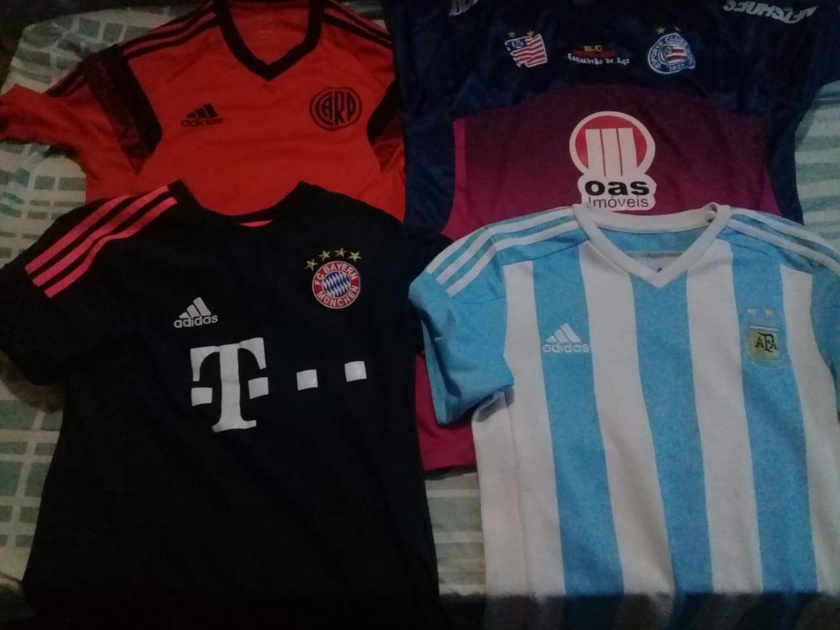 6b150fd1b3609 4 Camisetas De Fútbol¿ Productos Originales(necesito Vender) -   8.000