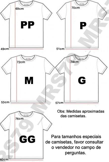 4 Camisetas Manga Longa Lisa Camisa Malha Fria(pv) Branca - R  88 a4e123ac03a