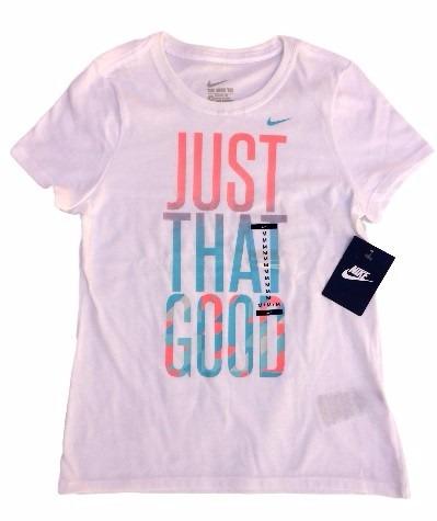4 Camisetas Nike Original Infantil Meninas Tamanho P E M - R  150 7e279f9017681