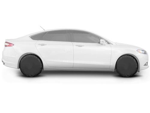4 capa protetora pneu roda aro 13 14 anti xixi impermeavel