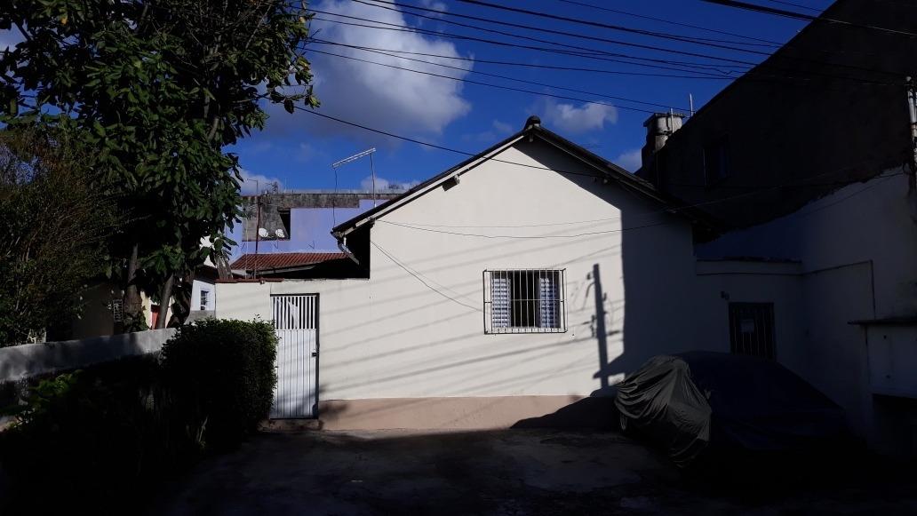 4 casas em terreno 358 m² vila das belezas 100m² construidos