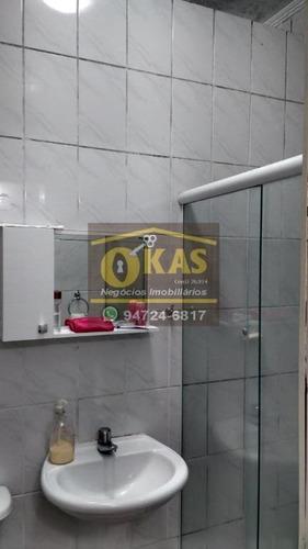 4 casas à venda por r$ 1.500.000 - centro - poá/sp - ca0336