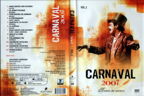 4 cds de carnaval