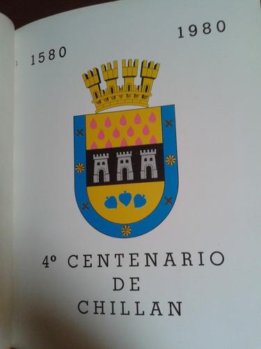 4° centenario de chillan 1580  1980