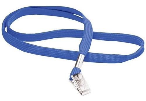 4 -cinta porta carnets azul 51 mm