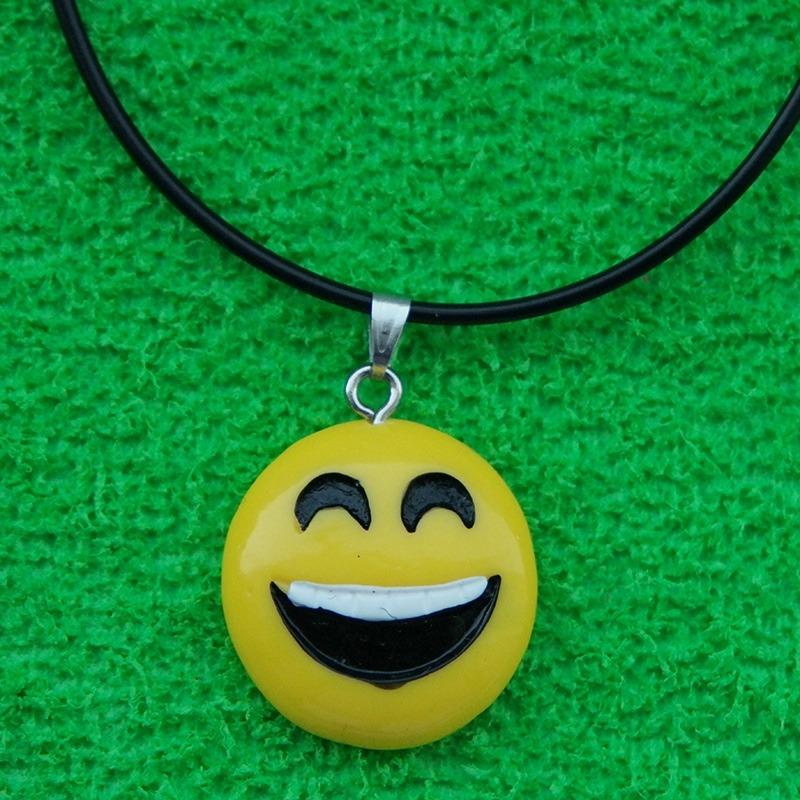 4 Collares Emojis Para Amigos Amigas Amistad Kawaii