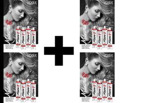 8fd0b9d87a Escova Progressiva Vogue Combo - Produtos de Cabelo no Mercado Livre ...