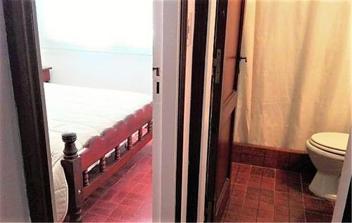 4 confortables ambientes frente al mar zona céntrica