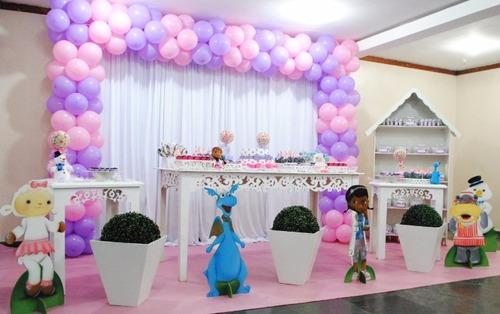 4 cortina 1.5x2.20 chá de bebê aniversario infantil buffet