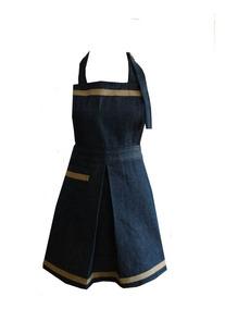 cbe20c0d2 Delantal De Cocina Mujer De Jean Diseño Original Exclusivo