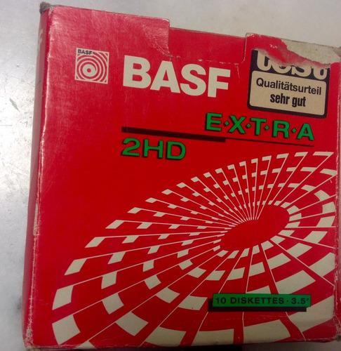 4 diskettes 3.5  2hd