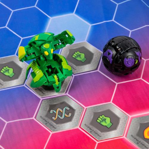 4 dragones transformer + set batalla estadio deluxe bakugan