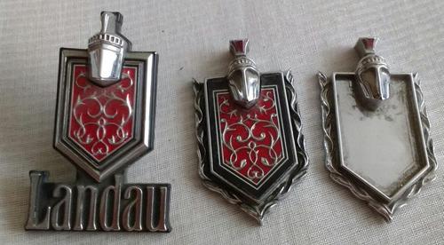 4 emblemas chevrolet monte carlo landau no subasta