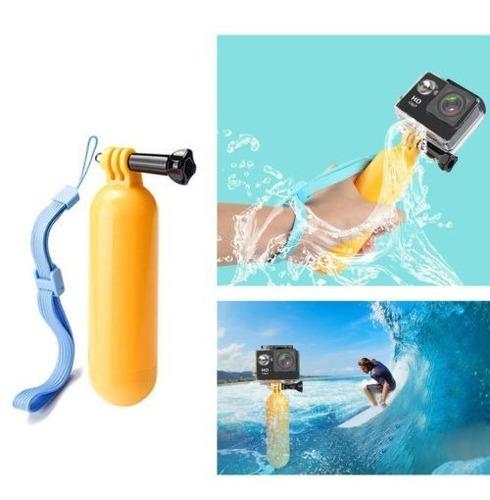4 en 1 flotante monopod manillar accesorios set kit gopro 1