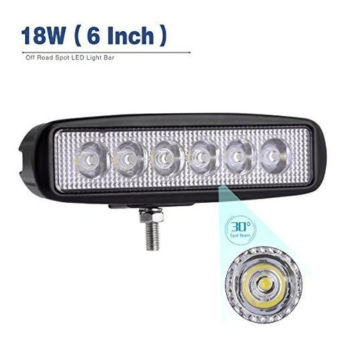 4 focos de doble fila de led yitamotor led para automovil ca
