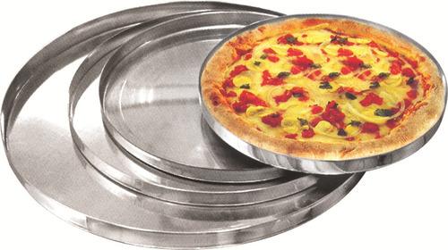 4 formas de pizza grandes 22 24 26 e 34cm